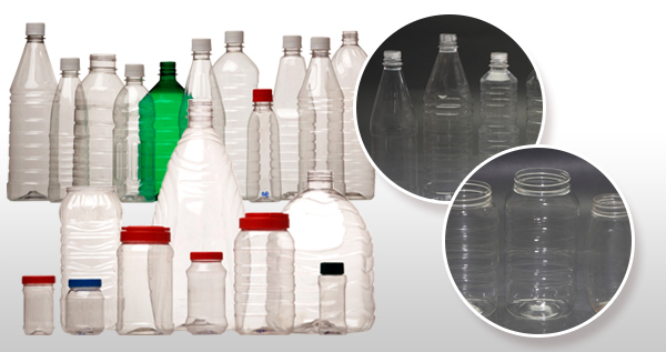 Blown Bottles