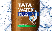 Tata water plus